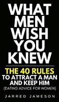 What Men Wish You Knew PDF