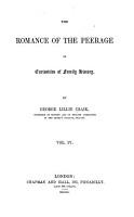 The Romance of the Peerage PDF