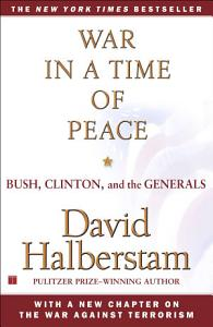 War in a Time of Peace Book