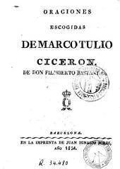 Oraciones escogidas de Marco Tulio Cicerón