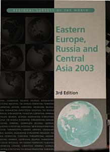 Eastern Europe  Russia and Central Asia 2003 PDF