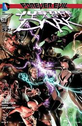 Justice League Dark (2011-) #28