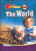 OH TimeLinks  Grade 6  The World  Volume 1  Student Edition PDF