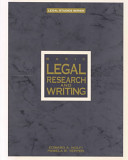 Basic Legal Research and Writing