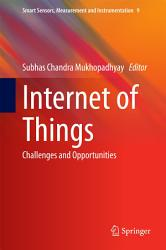 Internet Of Things Book PDF