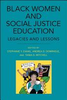 Black Women and Social Justice Education PDF