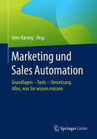 Marketing und Sales Automation PDF