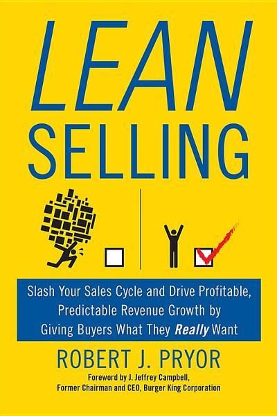 Lean Selling