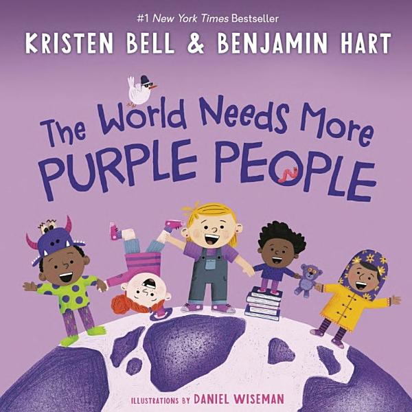 Download The World Needs More Purple People Book
