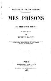 Mes prisons: Des devoirs des hommes