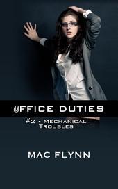 Office Duties #2 (Demon Paranormal Romance)