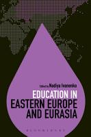 Education in Eastern Europe and Eurasia PDF