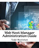 Web Host Manager Administration Guide