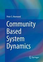 Community Based System Dynamics PDF