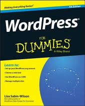 WordPress For Dummies: Edition 7