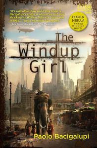 The Windup Girl Book