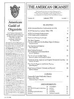 The American Organist PDF