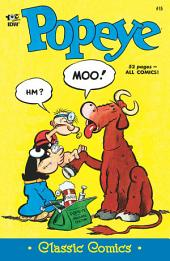 Popeye Classics #15
