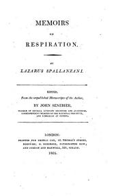Memoirs on Respiration