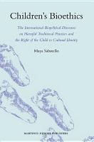 Children s Bioethics PDF
