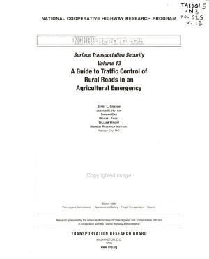 NCHRP Report PDF