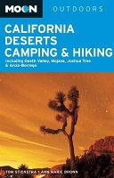 Moon California Deserts Camping & Hiking