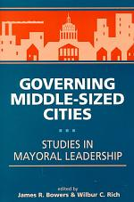 Governing Middle-sized Cities