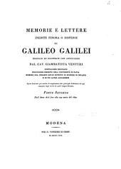 Memorie e lettere inedite: finora o disperse, Volume 2