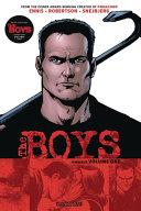 The Boys Omnibus Vol  1 TPB