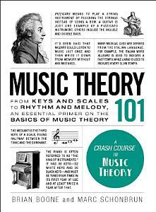 Music Theory 101 Book