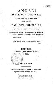 Annali dell' agricoltura del regno d'Italia