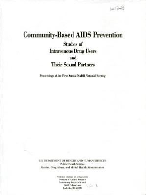 Community based AIDS Prevention PDF