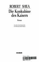 Die Konkubine des Kaisers PDF