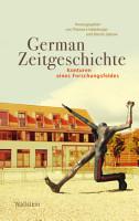 German Zeitgeschichte PDF