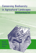 Conserving Biodiversity in Agricultural Landscapes