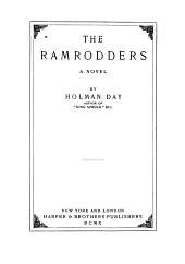 The Ramrodders: A Novel