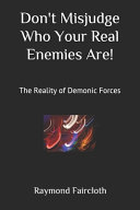Don t Misjudge Who Your Real Enemies Are