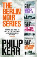 The Berlin Noir Series