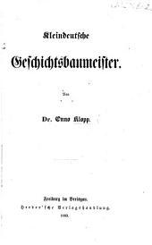 Kleindeutsche Geschichtsbanmeister