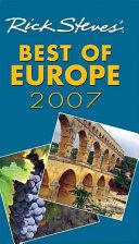 Rick Steves' Best of Europe 2007