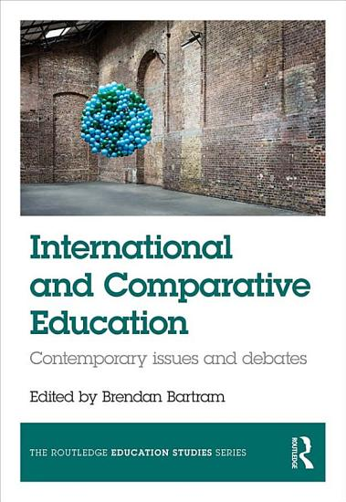 International and Comparative Education PDF