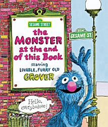 The Monster At The End Of This Book Sesame Street  Book PDF