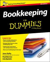 Bookkeeping For Dummies: Edition 4