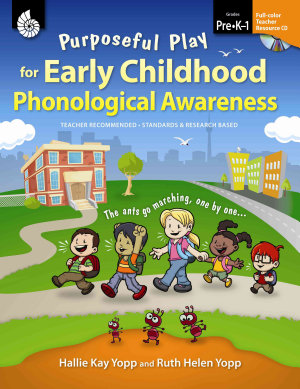 Purposeful Play for Early Childhood Phonological Awareness PDF