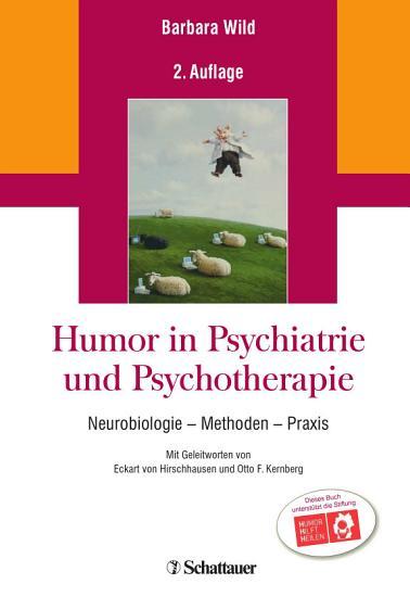 Humor in Psychiatrie und Psychotherapie PDF