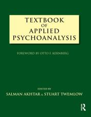 Textbook of Applied Psychoanalysis PDF
