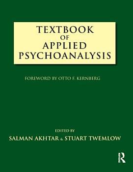 Textbook of Applied Psychoanalysis PDF