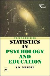 STATISTICS IN PSYCHOLOHY AND EDUCATION: Edition 2