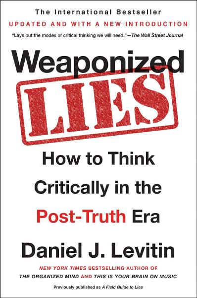 Download Weaponized Lies Book