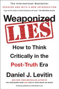 Weaponized Lies Book
